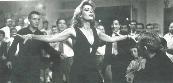 """Αποτέλεσμα εικόνας για Η Μελίνα Μερκούρη χορευει"""""""
