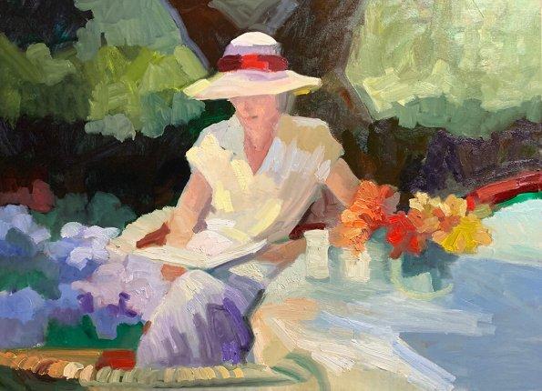 Sally Rosenbaum Fine Art