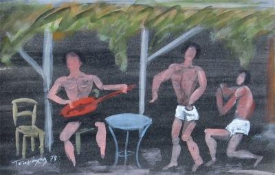Ο άνθρωπος που ζωγράφιζε ζεϊμπέκικα - Proper Man