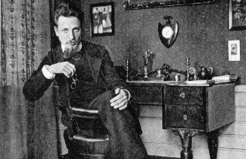 Homo Universalis: Ράινερ Μαρία Ρίλκε ( 4 Δεκεμβρίου 1875 - 29 ...