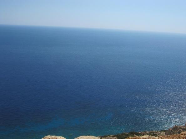 Να σ'αγναντεύω θάλασσα....